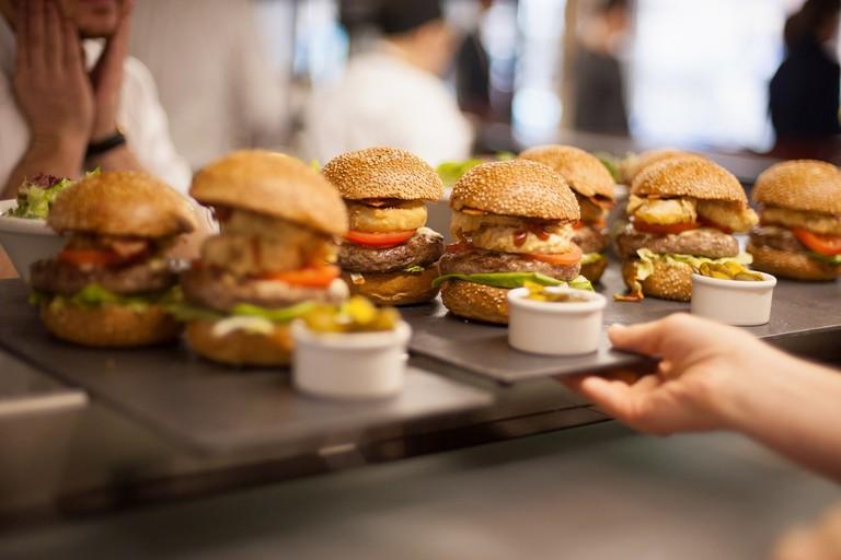 The Burger, Velyka Vasylkivska Street