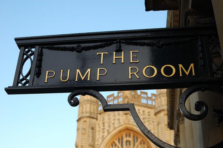 The Pump Room, Bath