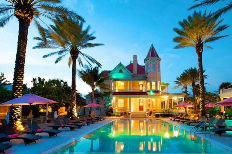 The Southernmost House Hotel, Key West
