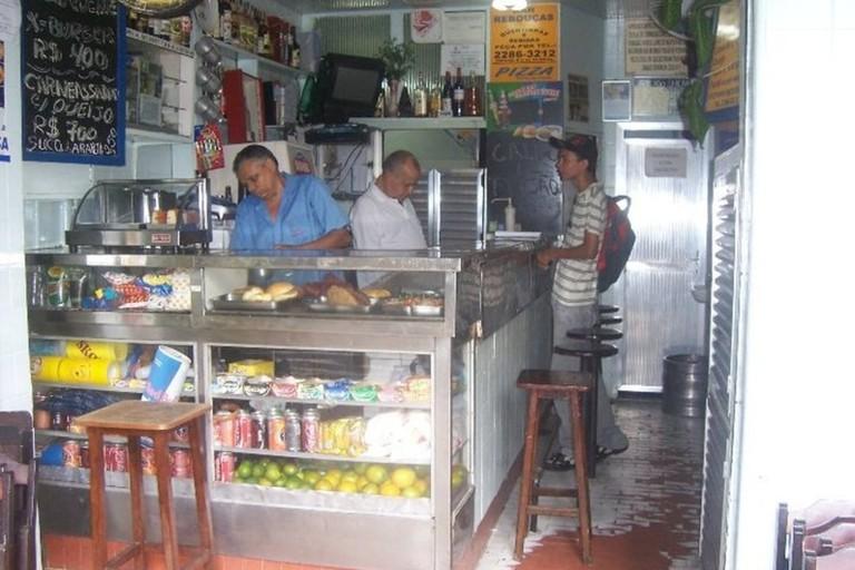 Rebouças Bar