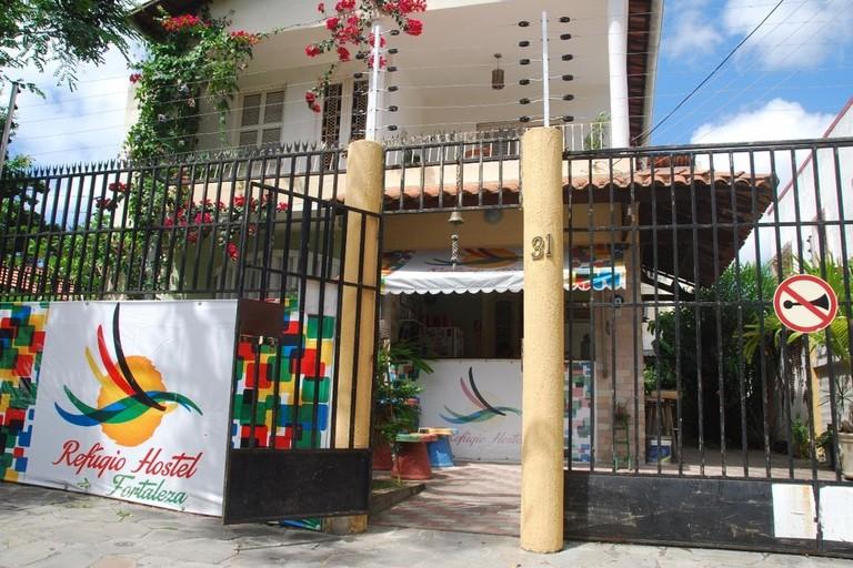 most chilled hostels in Brazil