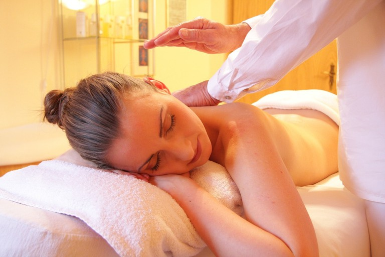 Unwind with a massage at one of Valencia's great spas