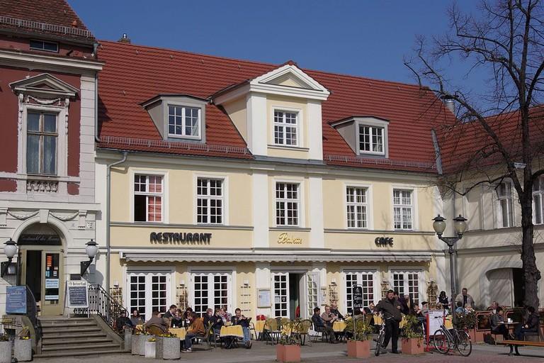 Cafe und Restaurant Babette