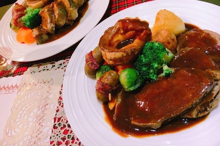The quintessential Sunday Roast