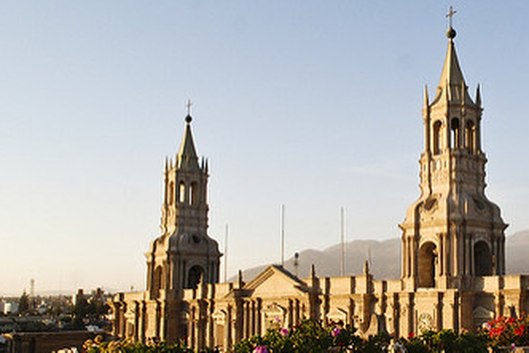 Arequipa Skyline