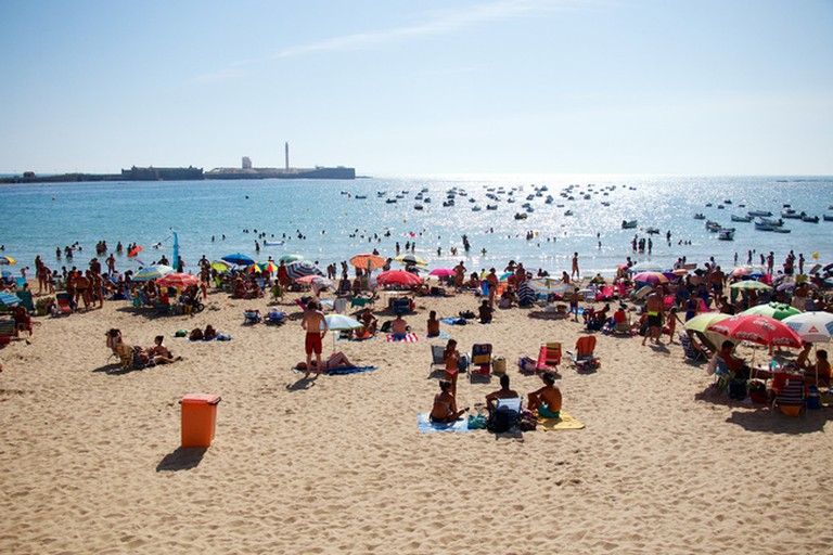 Hotel Monte Puertatierra is perfect if you're heading to Cádiz for a beach holliday; kanbron
