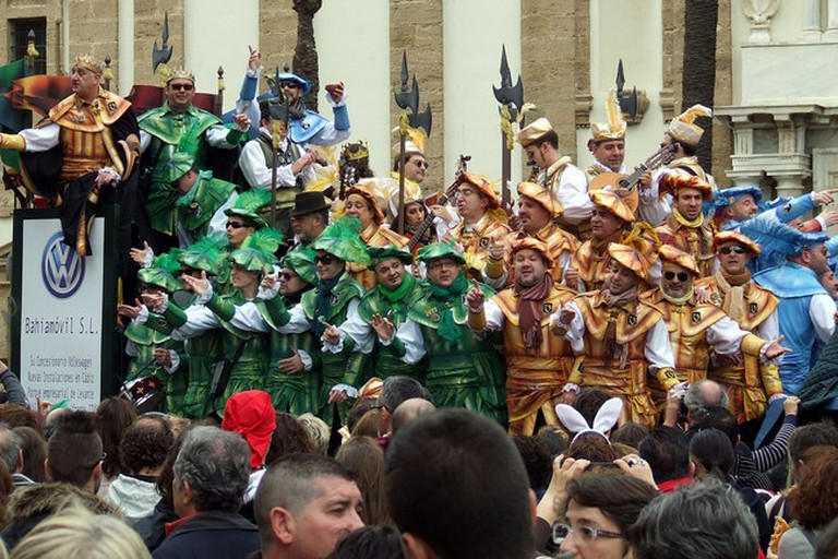 Hostel Cádiz Cadi offers a great base from which to enjoy carnival