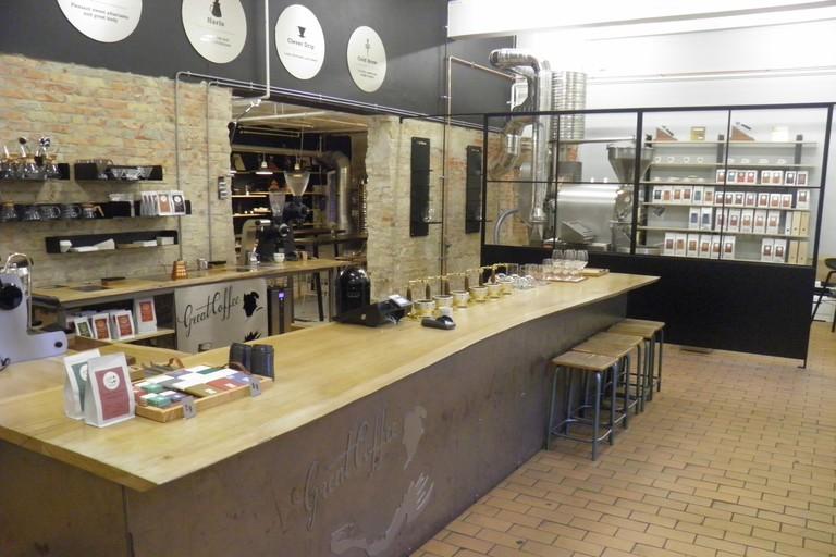 Great Coffee, Aarhus