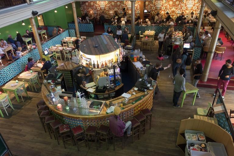 Restaurant Mamouche, Amsterdam