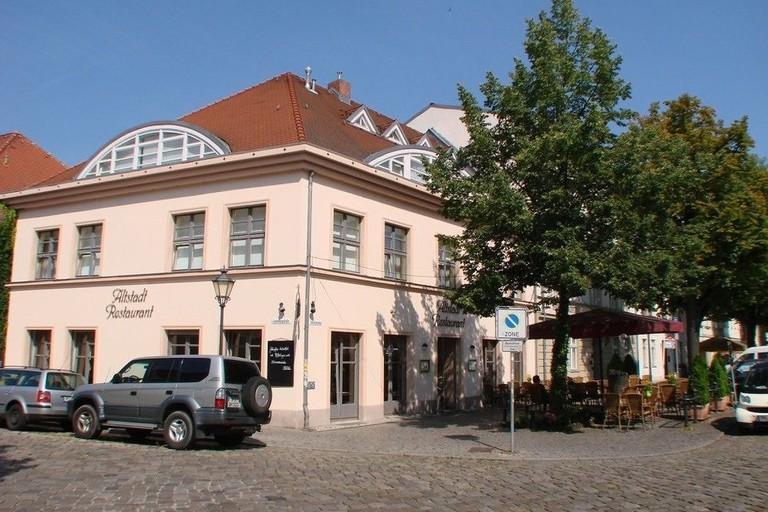 Altstadt Hotel, Potsdam
