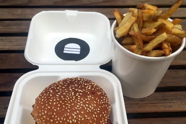 Bleecker St Burger