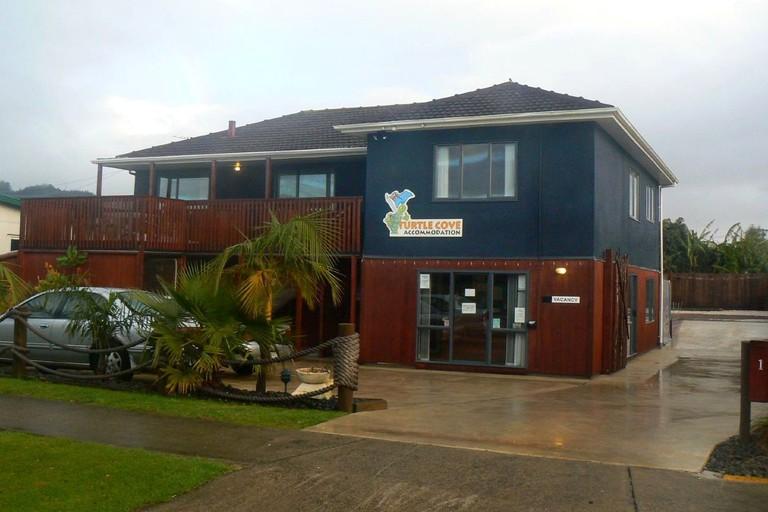 Turtle Cove Hostel, Whitianga
