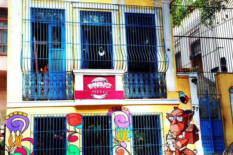 BananaZ Hostel in Lapa