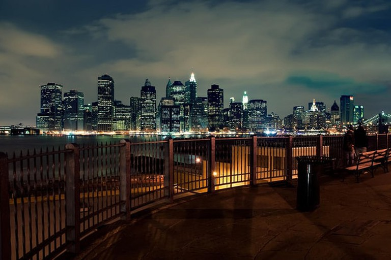 Brooklyn Heights Promenade l Rian Castillo Flickr
