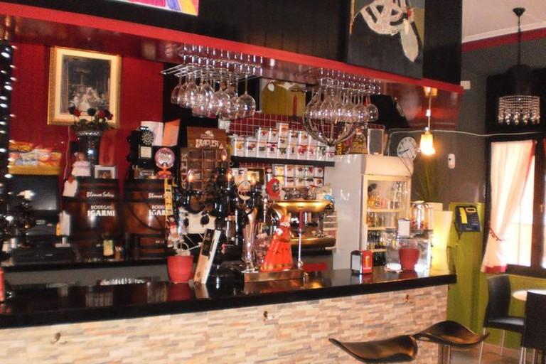 Café Las Meninas, Santander