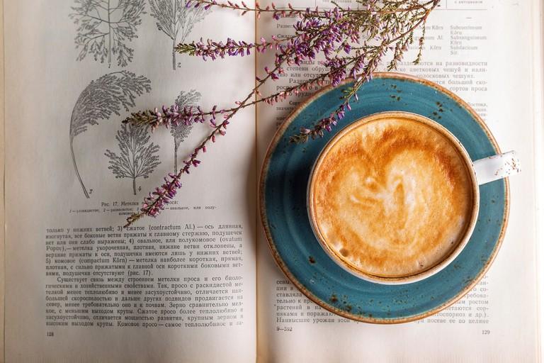 """Cafe-Bookshop """"EX LIBRIS"""", Burgas"""
