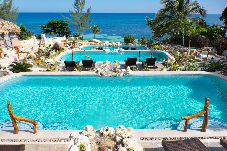 Outdoor Pool at Hermosa Cove