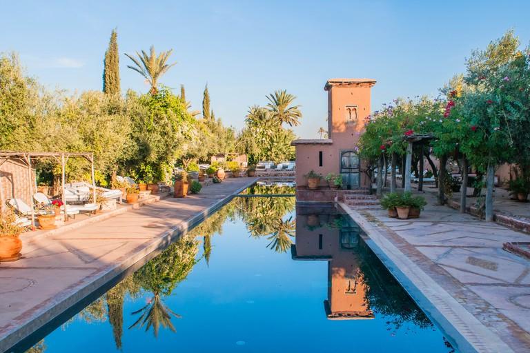 Beldi Country Club, Marrakesh