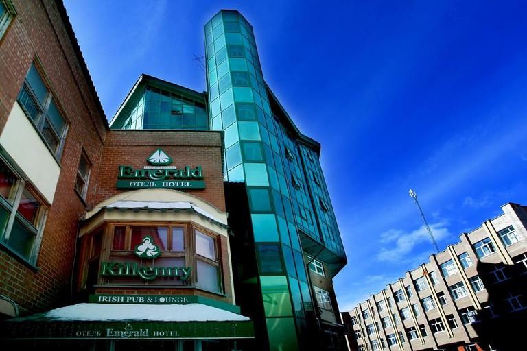 Emerald Hotel, Yekaterinburg