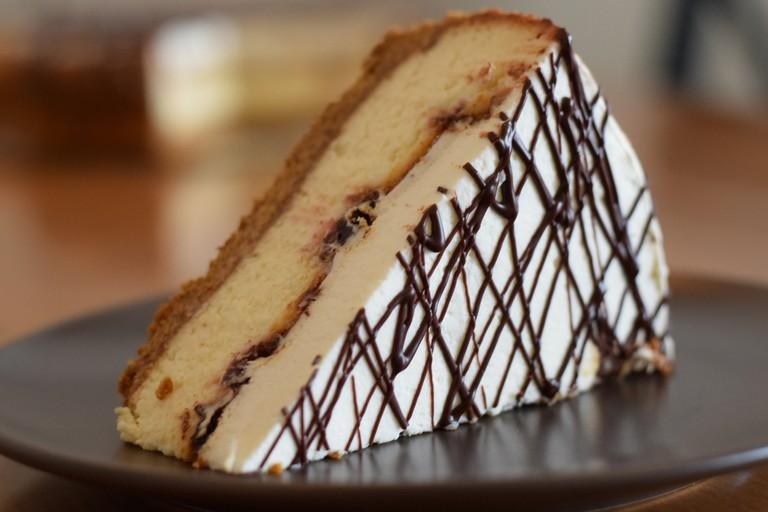 Gluten-Free Cheesecake