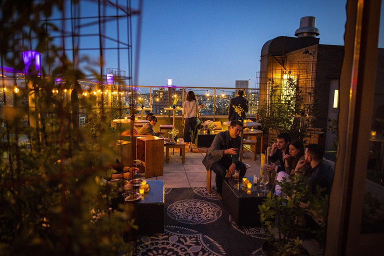Kimoto Rooftop Restaurant & Garden Lounge, Duffield Street