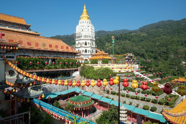 Kek Lok Si Temple, Penang © Pe3k/Shutterstock