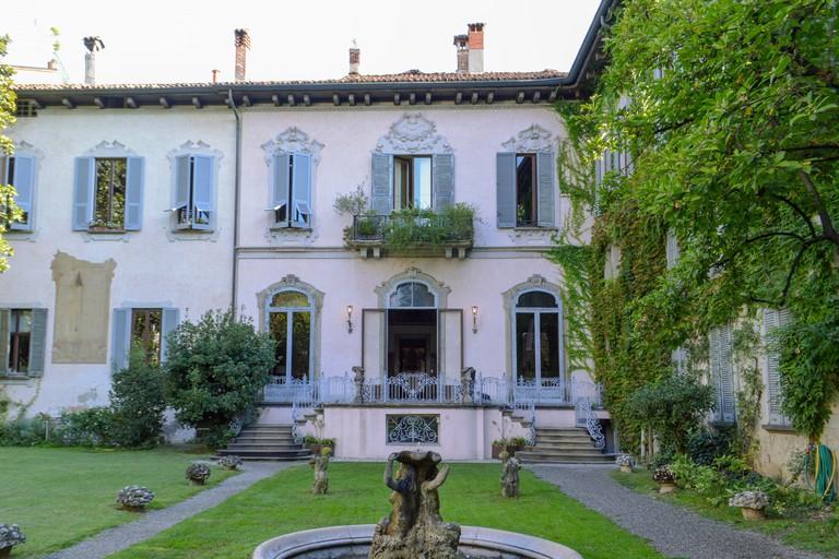 Leonardo da Vinici's vineyard, Milan
