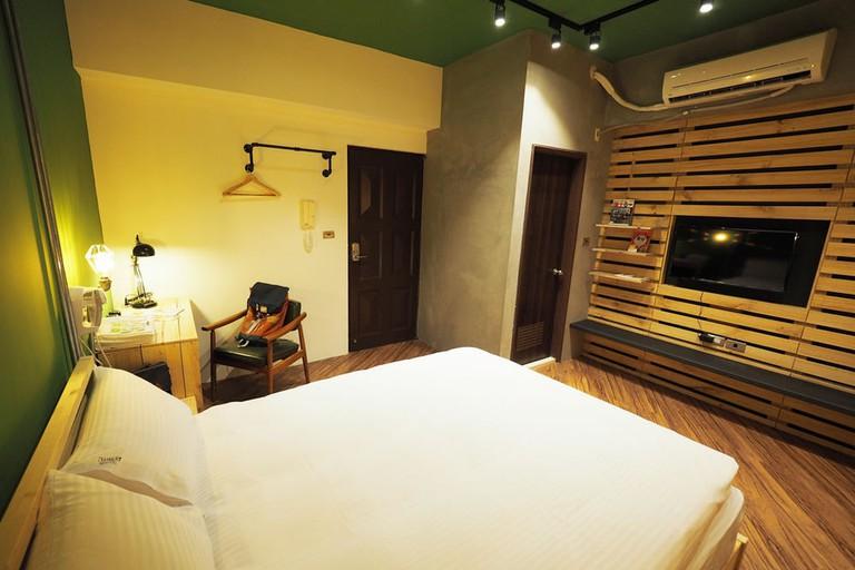 Cozy rooms at Loft Hostel