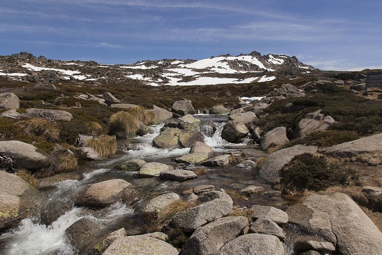 Mount Kosciuszko, Australian Alps Walking Track