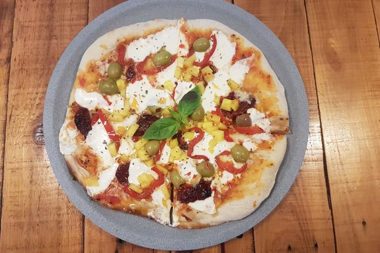 PAO pizza