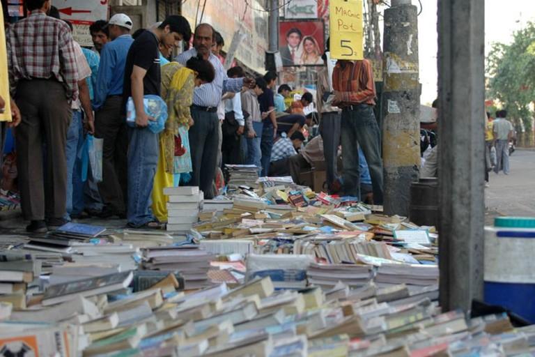 Daryaganj Sunday Book Market