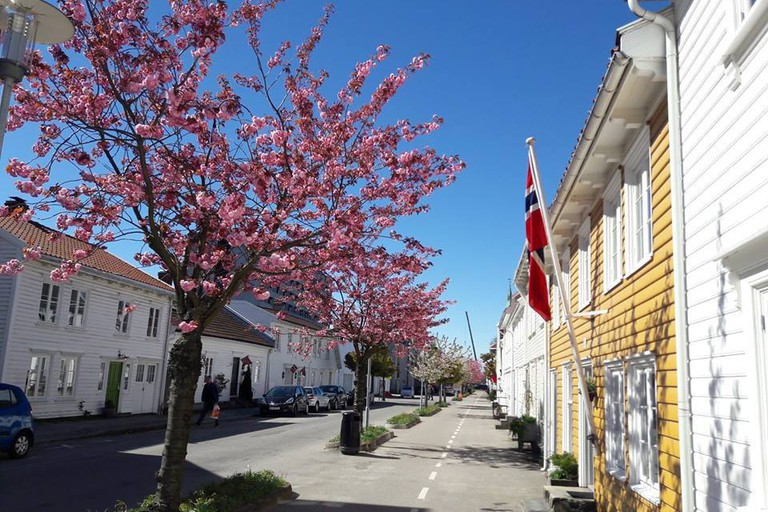 The Old Town in Kristiansand | Courtesy of Visit Kristiansand