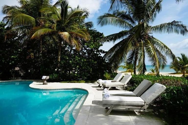 Kamalame Cay pool
