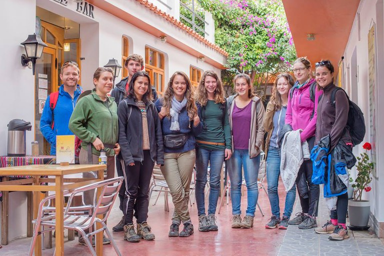 Alpes Huaraz Hotel