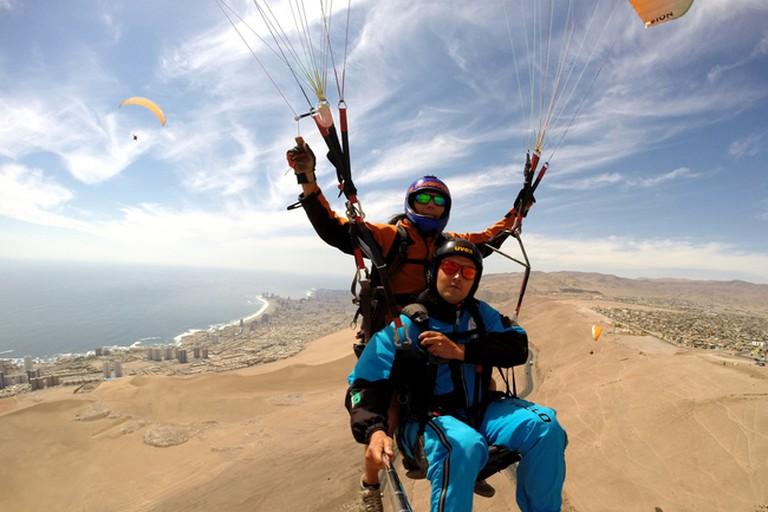 Iquique Paragliding
