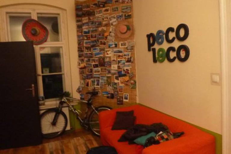 Poco Loco Hostel,Poznań