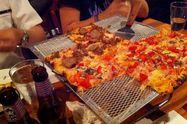 Joe Squared Pizza
