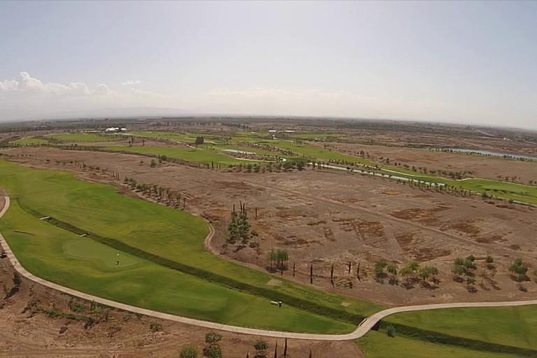 Noria Golf Course, Marrakech