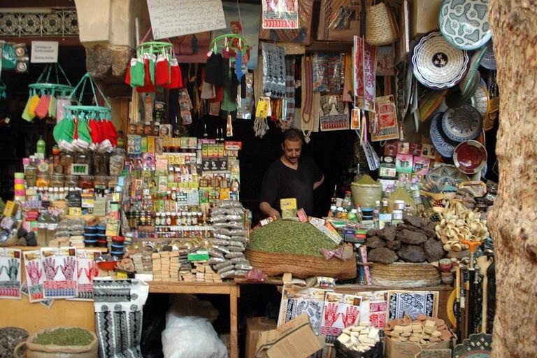 Fez beauty shop