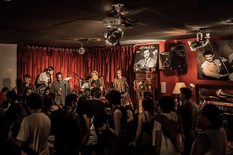 Django Bar, Camelot Lounge