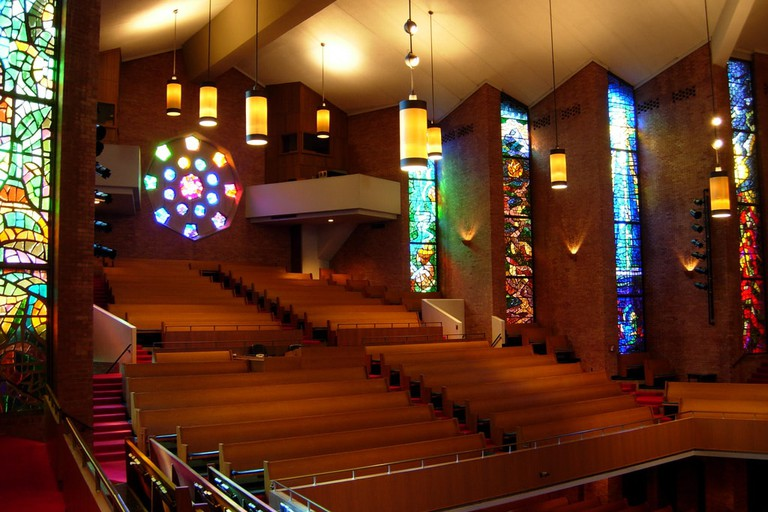 Nashville First Baptist Church