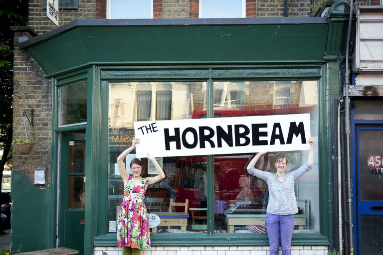 Hornbeam Exterior & Owners