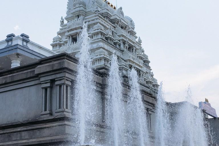 Central Area-Bangalore-India