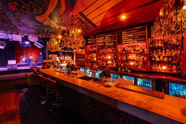 Lazybones Lounge Restaurant & Bar, Sydney