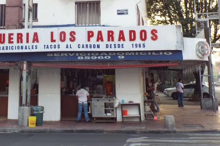 Los Parados