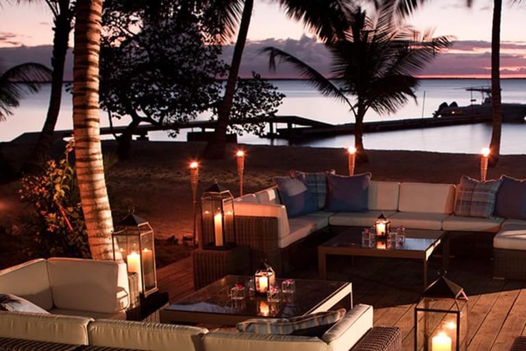 Lounge at Tiamo Resort
