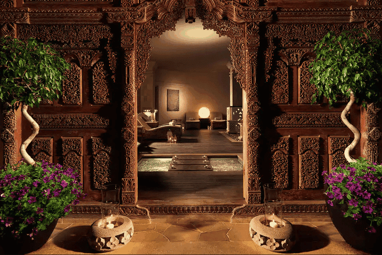 Spa at the Royal Garden Villas