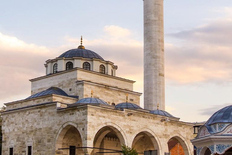 Ferhat Pasha Mosque in Banja Luka