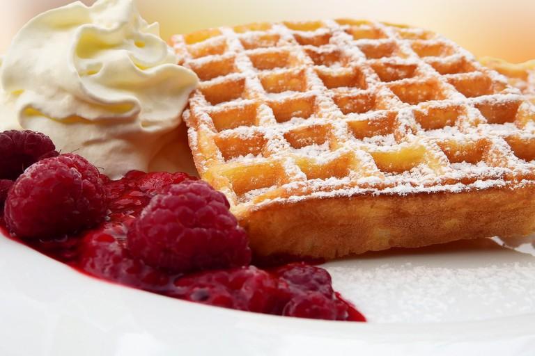 waffles-1747973_1920