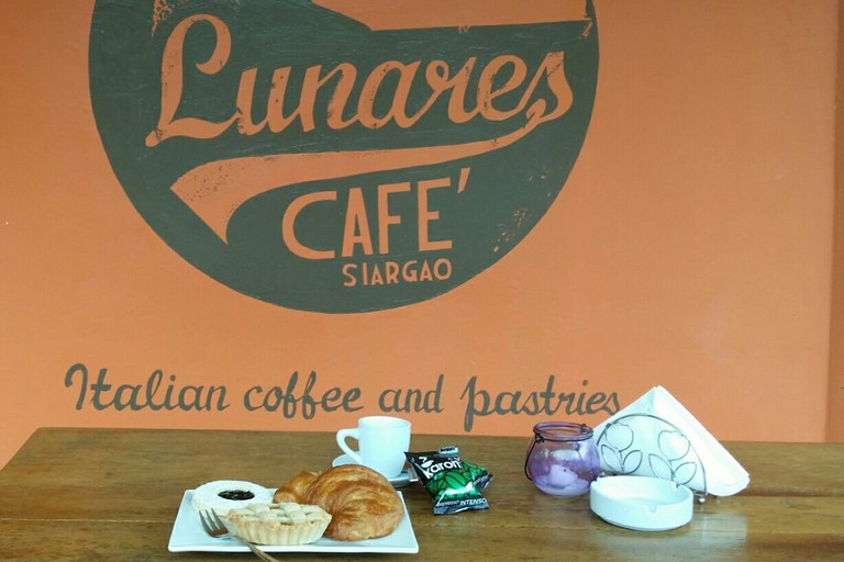 Lunares Café Siargao Pastries and Coffee